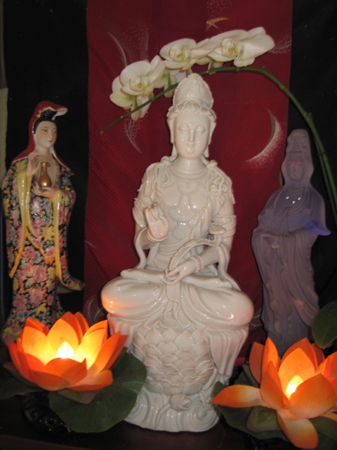 Kwan Yin by Sandy Boucher photo 1