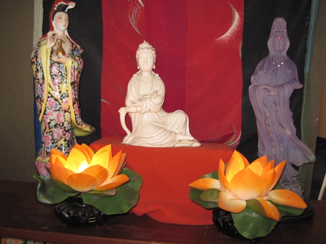 Kwan Yin by Sandy photo 3