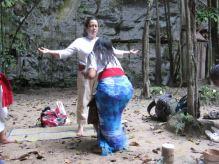 sahumando cenote